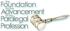 The Foundation for the Advancement of the Paralegal Profession